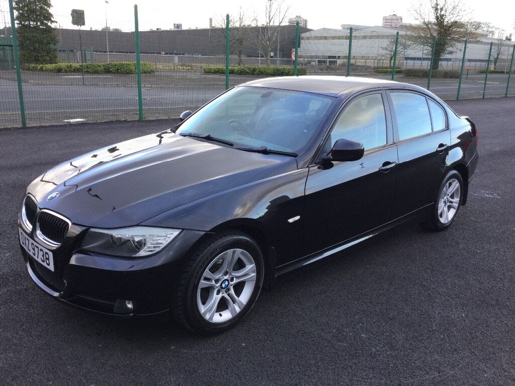 2009 bmw 318d se lci facelift model cheap tax in dunmurry belfast gumtree. Black Bedroom Furniture Sets. Home Design Ideas