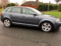 Audi A3 2.0 TDI Low Mileage Only 73000