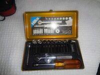 Hilka Socket and Tool Set