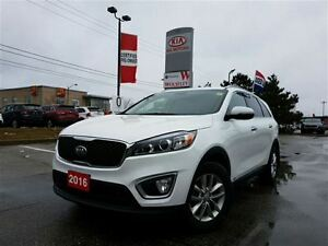2016 Kia Sorento 2.4L LX, Bluetooth, heated front seats