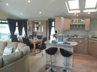 Lodge for sale on Isle of Wight park, beach access, 12 month owner season
