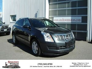 2016 Cadillac SRX AWD Luxury|Nav|Pano Roof|R/Start|H/Leather
