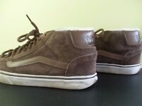 VANS trainer/boots for sale