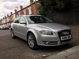 Audi A4 Excellent condition has full leather, sat nav, Bluetooth, new tyres, full service history