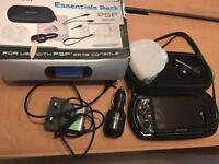 PSP including accessories
