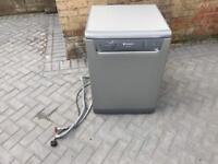 Hotpoint Dishwasher grey