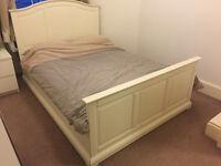Ikea double bed + Ikea mattress