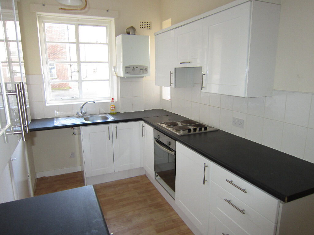 Jesmond - Newcastle upon Tyne, two bedroom flat with large living space - ONLY £600.00pcm.
