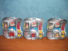 THREE NEW AND SEALED BAKUGAN GUNADALIAN INVADERS