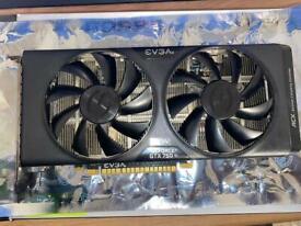 EVGA GeForce GTX 750TI FTW