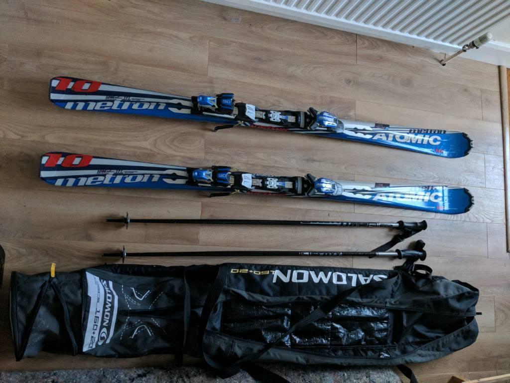 Atomic Metron 10 skis