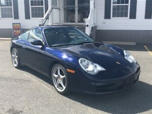 2002 Porsche 911 Carrera LOW MILEAGE!!!
