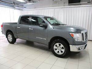 2018 Nissan Titan SV 4X4 4DR 6PASS w/ BLUETOOTH, A/C, POWER L/M/
