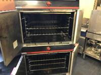 Commercial catering equipment restaurant takeaway commercial gas oven double oven commercial bakery