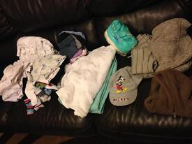 Baby grow and Children clothes of different age