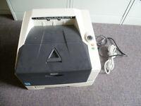 Kyocera ecosys FS1300D laser printer for spares
