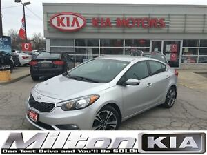 2014 Kia Forte EX WITH REMOTE STARTER