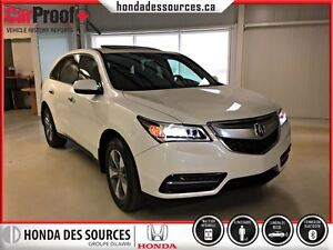 2014 Acura MDX at Cuir/Toit/Camera DE Recul
