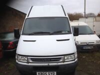 Iveco daily35s12 lwb