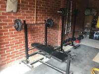 Gym equpment