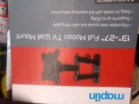 Maplin never used wall mount in box