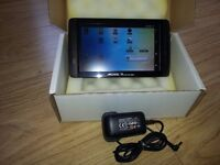 """Archos 7"""" Tablet 8GB Storage"""