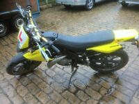 DERBI SENDA DRD EVO SM 50 in good condition with full MOT, fully serviced and ready to go