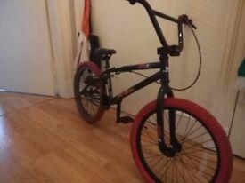 Haro BMX Bike nearly new!