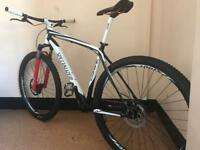 SPECIALIZED CARVE PRO SS 29ER XL CUSTOM BUILT SINGLE SPEED MOUNTAIN BIKE