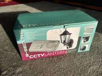 CCTV Lantern and intercom