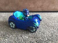 PJ Masks Catboy Vehicle and Figure