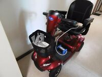 mobility scooter £1050 pounds cheaper then amazon invacare leo have a look £699