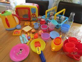 kitchen equipment toys