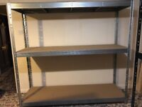 ***FOR SALE STRONG STAINLESS STEEL INDUSTRIAL RACK***