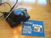 Halina Paulette camera