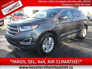 2017 Ford Edge SEL*AWD, AIR CLIM. GR. ÉLECTRIQUE*