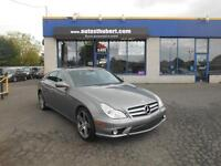 MERCEDES-BENZ CLS 550 2011 AMG PACKAGE