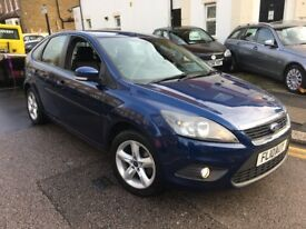 FORD FOCUS 1.6 2010 PETROL MOT HISTORY LADY OWNER MINT CAR, CAT C