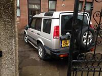 Land Rover discovery td5 offers swap transit mk7