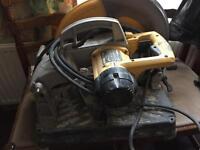 Dewalt DW872L-XW 115V~50Hz 20A 2200W Metal Chopsaw