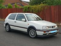 1993 K REG MK3 VW GOLF 2.0 GTI. 123K FULL DEALERS SERVICE HISTORY.MOT.GOOD RUNNER IN MINT CONDITION
