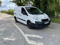 2014 facelift Peugeot Expert 2.0 HDI. NO VAT