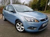 Ford Focus 1.6 petrol 12 months MOT