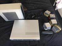 Surround sound DVD player 1SPEAKER NOT WORKING