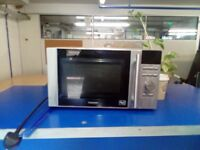 Cookworks Signature Stainless Steel Microwave with GrillD80D20EL-DB/H