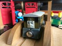 Toby from Thomas the tank engine