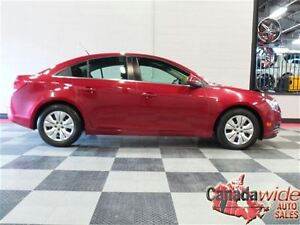 2014 Chevrolet Cruze LT TURBO, EASY FINANCING, YOU'R APPROVED