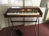 Viscount VS 10 portable electric organ Excellent condition