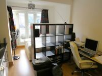A First Floor Studio apartment on High Road North Finchley N12