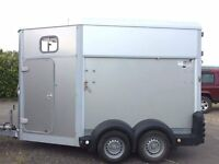 Ifor Williams HB511 horse box trailer